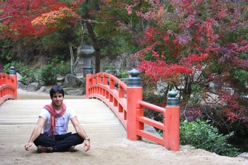 Marco puente Miyajima